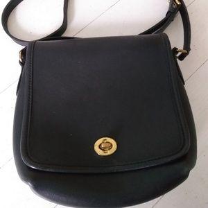 Coach vintage leather purse